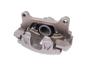 ES#2574955 - 1K0615123FKT - Front Remanufactured Brake Caliper - Left - Includes a $84 Refundable Core Charge, plain silver in color - World Brake Resource - Volkswagen