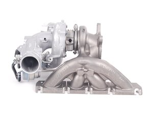 ECS News - VW MKV GTI Turbo Upgrades