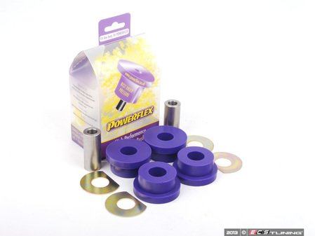 ES#2650963 - PFF5-1002x2 - Performance Polyurethane Control Arm Bushing Set - Improves handling and control - upgrade to a more engaging driving experience. Found in the front position control arm. - Powerflex - BMW
