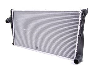ES#2580523 - 17117558480 - Engine Radiator - Manual - Keep your engine cooling properly - Mahle-Behr - BMW