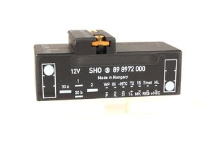 ES#1831998 - 1J0919506K - Auxiliary Fan Control Unit - 1 large 4 pin connector and 1 small 14 pin connector - Stribel - Audi Volkswagen
