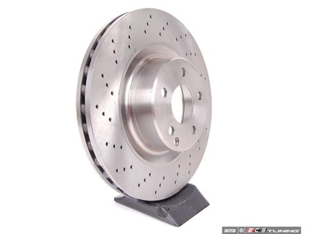 ES#2576014 - 2204211112 - Front Brake Rotor - Priced Each - Fits Left Or Right Side - Brembo -