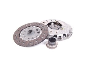 ES#2643157 - 21212282393 - Clutch Kit - Includes clutch disk, pressure plate, and throw out bearing - LUK - BMW