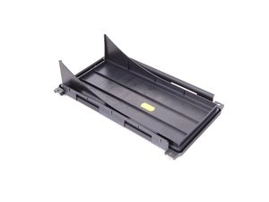 ES#178949 - 64311497542 - Cover For Microfilter Housing - Attaches to the bottom of cabin filter box - Genuine MINI - MINI