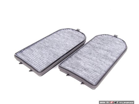 ES#252311 - 64319070072 - Cabin Filter / Fresh Air Filter (Charcoal Lined) - Filter the air coming into your vehicle. - Bosch - BMW