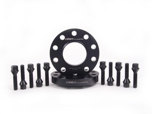 ES#240409 - ecs#265wb - Wheel Spacer & Bolt Kit - 20mm - Aluminum wheel spacer and extended bolt kit made specifically for your 5x120, 74.1mm center bore BMW. - ECS - BMW
