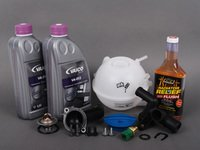 ES#2680939 - 06A121132APKT2 - Cooling System Refresh Kit - Level 3 - Replace critical cooling system components and perform a proper coolant system flush! - Assembled By ECS - Audi