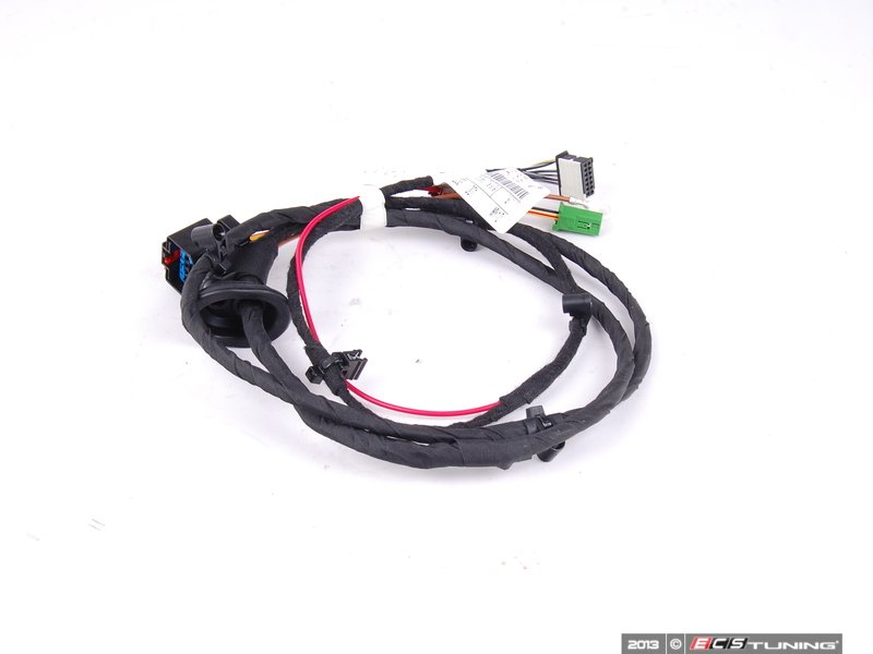genuine mercedes benz 1644401539 trailer hitch wiring