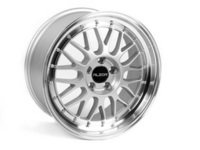 "ES#2652318 - 881AKT3 - 18"" Style 881 Wheels - Set Of Four - 18""x8.5"" ET35 66.6CB 5x112 Silver With Machined Lip - Alzor - Audi MINI"
