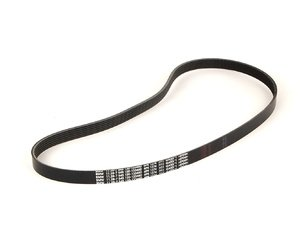ES#21754 - 11287545120 - Multi Rib Accessory Belt - Main drive belt that connects to the main pulley - Genuine MINI - MINI