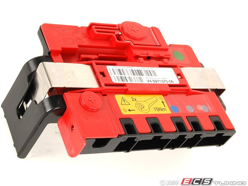 Bmw E90 Fuse Box Replacement : Genuine bmw  power distribution box with
