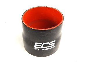 "ES#9403 - TFCS30-275/300BL - ECS Black Reducer Hose, 2.75"" To 3"" - For use on ECS XAS intake systems or for custom applications - ECS - Audi BMW Volkswagen Mercedes Benz MINI Porsche"