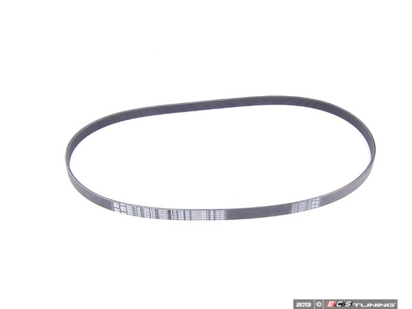 ES#2678566 - 11287636379 - Accessory Belt - Alternator/Water Pump/Power Steering Belt - Drives critical components - Genuine BMW - BMW