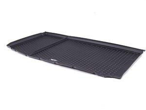 ES#2145244 - 51472182514 - MINI Logo Cargo Liner Rubber - Black  - Keep your MINI trunk clean and tidy : Level cargo floor - Genuine MINI - MINI