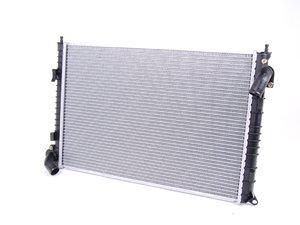 ES#2678522 - 17117570489 - Aluminum Radiator 376749511 - Mounts to the core support - Mahle-Behr - MINI