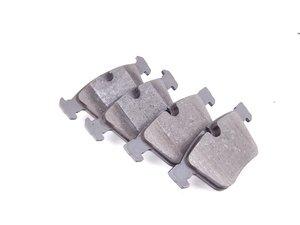 ES#2550953 - 1644201020 - Rear Brake Pad Set - Does not include wear sensor - TRW - Mercedes Benz