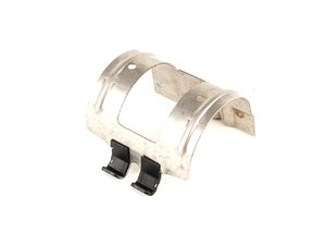 ES#32991 - 13321740430 - Fuel filter bracket - Used in the mounting of your in-line fuel filter - Genuine BMW - BMW