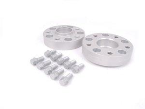ES#1304026 - 70957160 - DRA Series Wheel Spacers - 35mm (1 Pair) - Wider is Better - H&R - Volkswagen Porsche