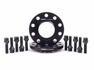 ES#260930 - ECS#254KTWB - BMW 12.5mm Wheel Spacers & ECS Conical Seat Bolt Kit - Aluminum wheel spacers & bolt kit made specifically for your BMW. - ECS - BMW