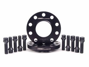 ES#260932 - ECS#255KTWB - BMW 15mmWheel Spacers & ECS Conical Seat Bolt Kit - Aluminum wheel spacers & bolt kit made specifically for your BMW. - ECS - BMW