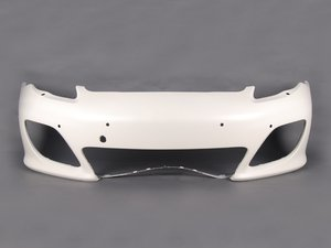ES#2147641 - 97050591127 - Sport Design Front Bumper Cover - Upgrade to the sportier look of the Panamera GTS - Genuine Porsche - Porsche