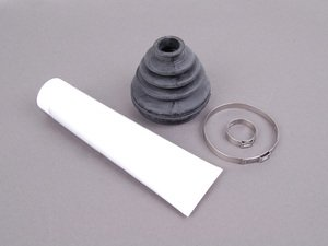 ES#2598654 - 99634929100 - Outer CV Boot Kit - Priced Each - Front axle fitment - Two required - German - Porsche