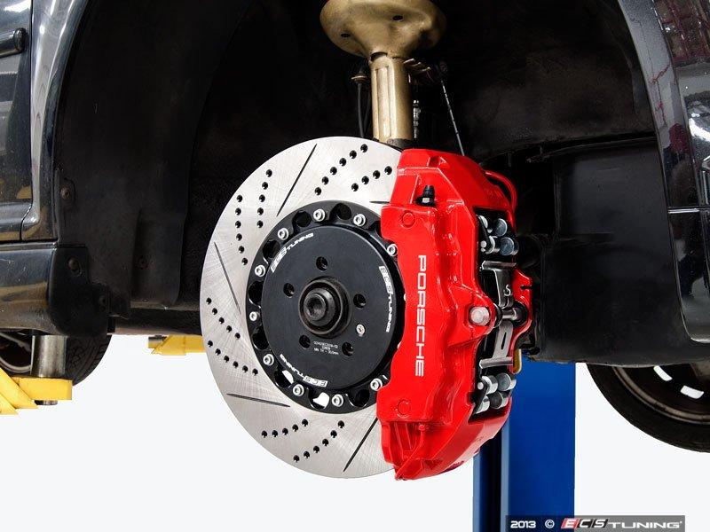 Ecs R32tts5bbk Bxs Front Big Brake Kit Stage 5 2