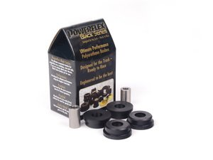 ES#2651146 - PFF5-304Bx2 - Race Polyurethane Front Sway Bar End Link Bushing Set - Stiffer bushings allow sway bars to work at their fullest potential - Powerflex Black Series - BMW