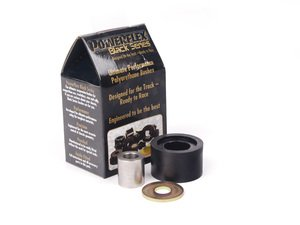 ES#2650824 - PFR5-4621B - Race Polyurethane Differential Bushing - Front - Transmit more power to the ground and eliminate driveline slop - Powerflex Black Series - BMW