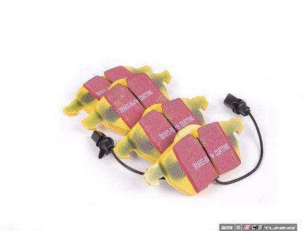 ES#520866 - DP41483R - EBC Yellowstuff pad set - Audi/Volkswagen - Front - EBC -