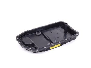ES#2626661 - 24152333907 - Automatic Transmission Oil Pan With Transmission Filter - Includes gasket and magnet - Genuine BMW - BMW