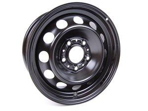"ES#64394 - 36111095004 - 15"" Style 12 Steel Wheel - Priced Each - 15x6.5"" ET42 - Genuine BMW - BMW"