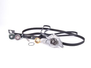ES#7442 - 078198673 - ECS Tuning Timing Belt Kit - Ultimate - Everything you need for a complete timing belt job. Includes ECS Cam locking tool. - Assembled By ECS - Audi Volkswagen