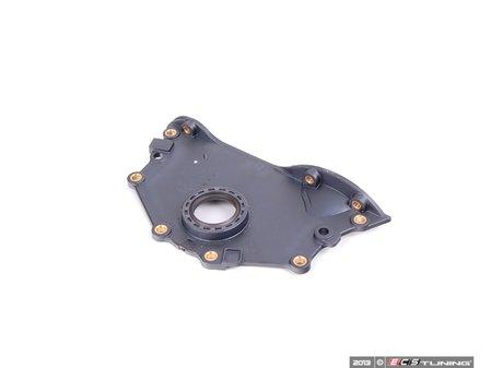 ES#269429 - 022103151D - Front Crankshaft Sealing flange - Fix leaks with a new front seal - Genuine Volkswagen Audi - Audi Volkswagen