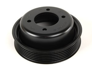 ES#24459 - 11517840403 - Water Pump Pulley - Should be replaced each time with the water pump - Genuine BMW - BMW