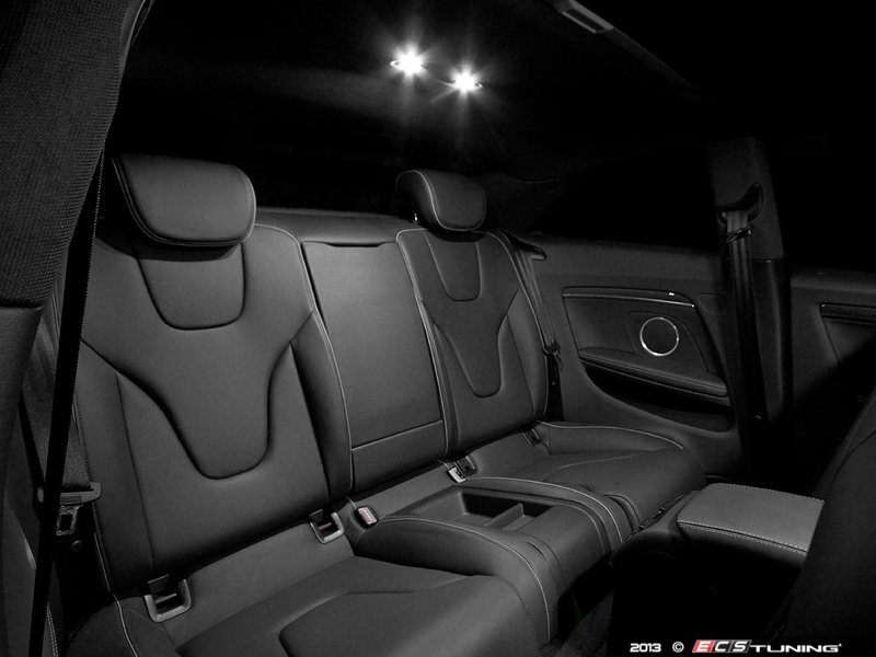 ... ES#2539096   A5FULLINTLED   Master LED Interior Lighting Kit   Give  Your Vehicle The ...