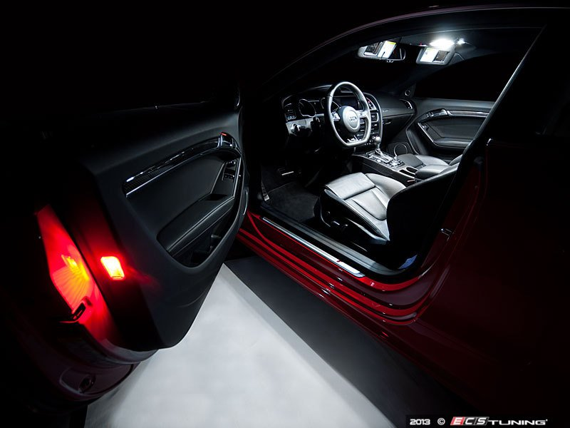 Ecs News Ziza Led Interior Lighting Kit For Audi B8 A5 S5 Rs5