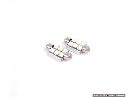 ES#2635667 - 003083ZIZ01KT - LED License Plate Light - Pair - Improve your nighttime aesthetics - ZiZa - Porsche