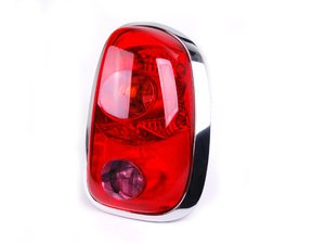 ES#3514147 - 63219808150 - Tail Light Euro - Right - Amber turn signal with back up light on bottom - OLSA - MINI