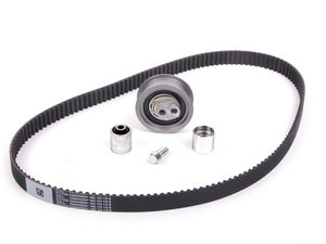 ES#1884404 - 06F198001BAS - Standard Timing Belt Kit - Includes basic components to change your timing belt - Assembled By ECS - Audi Volkswagen