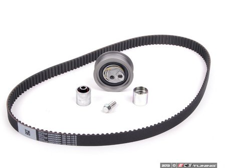 ES#1884404 - 06F198001BAS - Standard Timing Belt Kit - Includes basic components to change your timing belt - Assembled By ECS - Audi Volkswagen