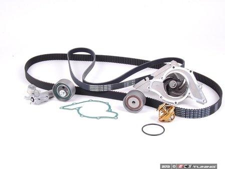 ES#2015 - 078198479 V2 - ECS Tuning Timing Belt Kit - Ultimate - Everything you need for a complete timing belt job - Assembled By ECS - Audi Volkswagen