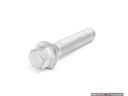 ES#232 - 1456001 - 60 Degree Conical Seat Wheel Bolt - 14x1.5x60mm - Priced Each - Produced for running spacers with most aftermarket wheels - H&R - Audi Volkswagen Mercedes Benz