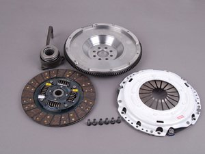 ES#2575848 - 17375hd00sp - ClutchMasters Stage 1 Clutch Kit - Everything you need for a single mass conversion - Clutch Masters -