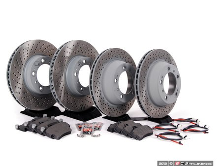 ES#3618267 - 996351405011 - Build-Your-Own Brake Service Kit - Put together a brake kit exactly how you want it! - Assembled By ECS - Porsche