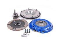 ES#2568276 - SV873HSTL18TKT - Stage 2+ Clutch Kit - Steel Flywheel (20lbs.) - Max Torque 456ft. lbs. - Spec Clutches - Volkswagen