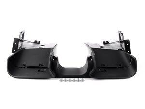 ES#2626525 - 51747330558KT - JCW GP2 Rear Center Diffuser Retrofit Kit - For installing on vehicles with rear JCW Aerodynamic bumper. - Genuine MINI - MINI