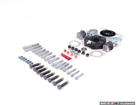 ES#2594152 - 11211720310KT2 - Clutch Installation Kit - Everything you will need to get the job done, including upgraded transmission mounts - Assembled By ECS - BMW