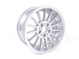 "ES#64335 - 36111092961 - 17"" Radial Spoke Style 32 Wheel - Priced Each - 17x8 ET 20 CB 74.1mm. - Genuine BMW - BMW"