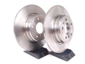 ES#2526550 - 34216757748KT - Rear Brake Rotors - Pair (324x12) - To be used with a new set of brake pads - Brembo - BMW